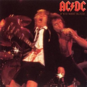 AC/DC - If You Want Blood (You've Got It) - Atlantic - ATL 50 532, Atlantic - SD 19 212, Atlantic - K 50 532