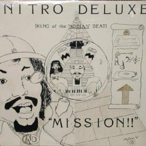 Nitro Deluxe - On A Mission - Cutting Records - CR-215