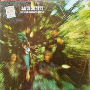 Creedence Clearwater Revival - Bayou Country - Liberty - LBS 83261