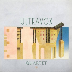 Ultravox - Quartet - Chrysalis - CDL 1394