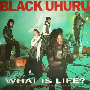 Black Uhuru - What Is Life? - Island Records - 12IS 150, Island Records - 12 IS 150