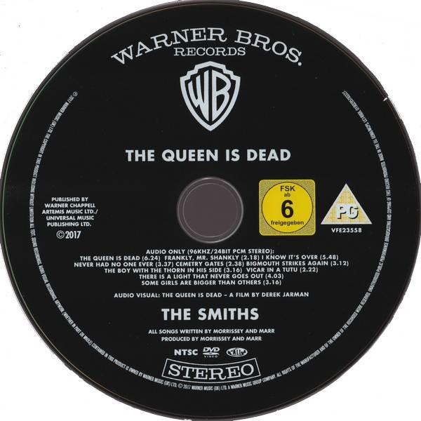 The Smiths - The Queen Is Dead - Warner Bros. Records - 0190295783372