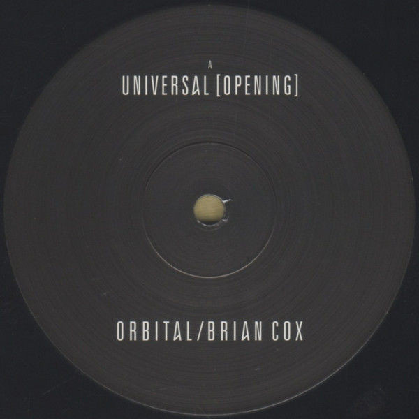 Orbital , Brian Cox - Universal - ACP Recordings - none