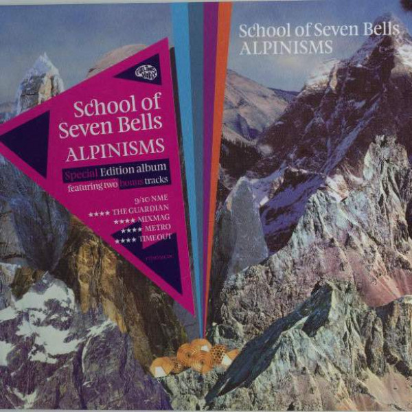 School Of Seven Bells - Alpinisms - Full Time Hobby - FTH068CDC