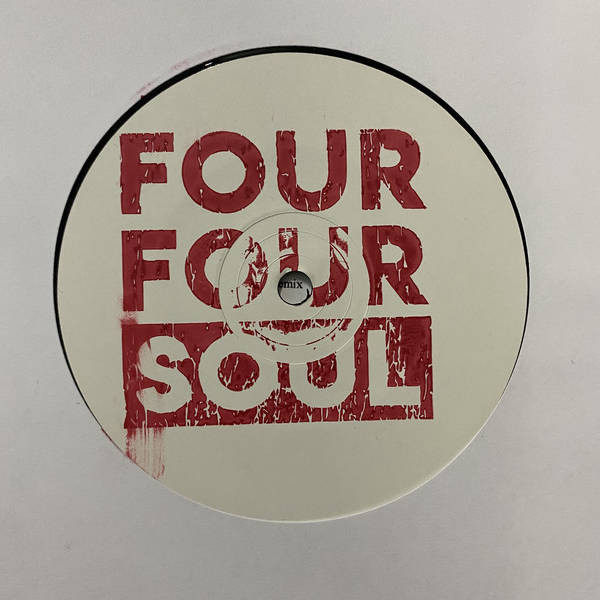 Casa Devi , Featuring Layal Watfeh - Peaceful Thoughts - Four Four Soul Recordings - FFSR 001