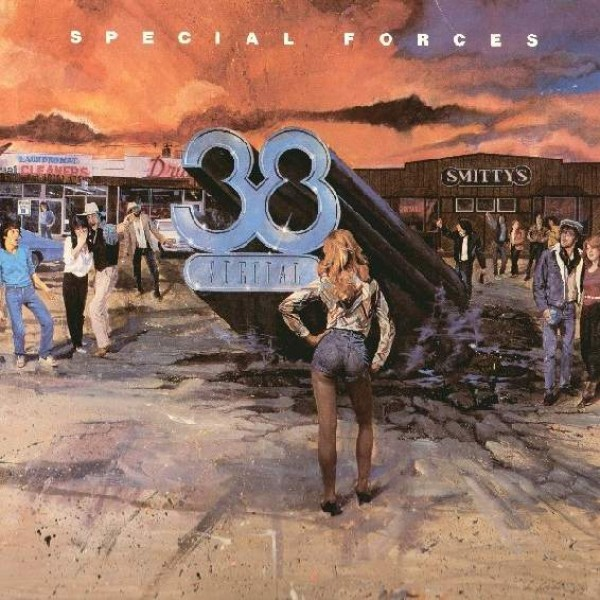 38 Special - Special Forces - A&M Records - AMLH 64888