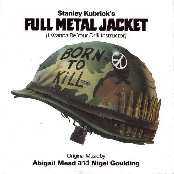 Abigail Mead And Nigel Goulding - Full Metal Jacket (I Wanna Be Your Drill Instructor) - Warner Bros. Records - W 8187, Warner Bros. Records - 928 187-7
