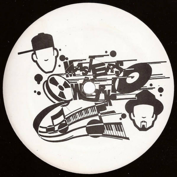 """Masters At Work - Justa """"Lil"""" Dope / Our Mute Horn - Cutting Records - CR-255"""