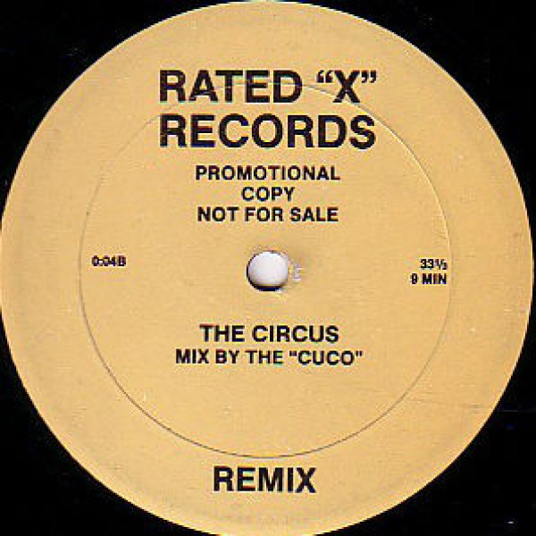"""MFSB / Martin Circus - Love Is The Message (Remix) / The Circus (Remix) - Rated """"X"""" Records - 0:04"""