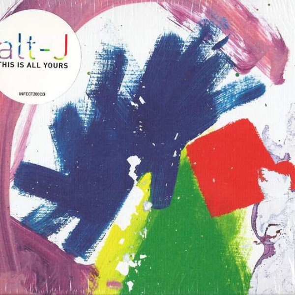 Alt-J - This Is All Yours - Infectious Music - INFECT200CD